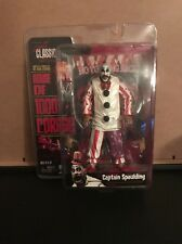 VINTAGE CULT CLASSICS HOUSE OF 1000 CORPSES CAPTAIN SPAULDING FIGURE NECA