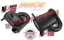 MARMITTA RACING ESPANSIONE STREET RACE NERA VESPA 125 150 PX - NO SIP NO BGM