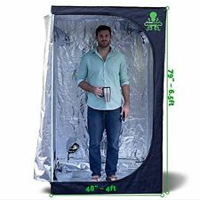 Hydrokraken Hydroponic Indoor Grow Tent Room , 600D Heavy Duty Mylar Fabric