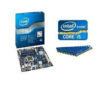 INTEL I5 3550 QUAD CORE CPU DH67BL MEDIA MOTHERBOARD 16GB MEMORY RAM COMBO KIT