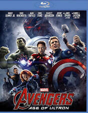 Avengers Age Of Ultron (Blu-ray 2015) Marvel - Chris Hemsworth, James Spader