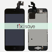 LCD Display Screen LCD Touch Screen Digitizer Assembly Replacement For iPhone 5C