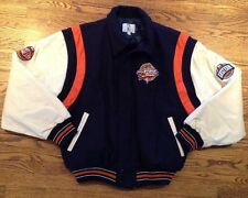 Rare Vintage Golden State NBA All-Star 2000 Game Letterman Jacket Adult Size XL