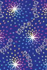 Décoration disco pour mur Scène décorative 15.24X1.22 m [679814] decor de salle