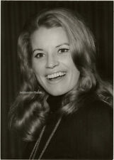 Orig. Photo, Julie Sommars, Fernsehstar, 1971