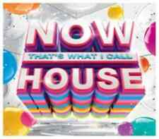 Various Artists-Now That's What I Call House CD NEW