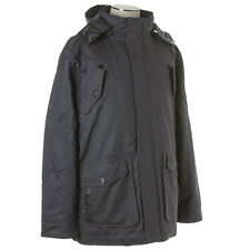 New Mens Rocawear Coat Rugged Cotton Jacket Charcoal Gray Coat Size Large