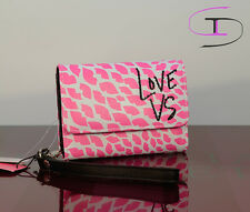 NWT VICTORIA'S SECRET IPHONE 4 CASE MINI WALLET WRISTLET CLUTCH BAG  VS 1115A