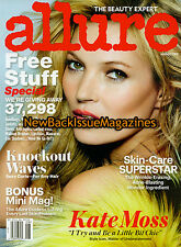 Allure 8/13,Kate Moss,August 2013,NEW