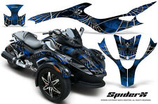 CAN-AM BRP SPYDER RS GS GRAPHICS KIT CREATORX DECALS SPIDERX BLB