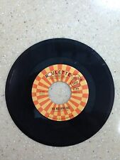 45RPM ORIGINAL RECORDING AND LABEL:I'M GONNA LOVE YOU TOO/PARTY DOLL-HULLABALOOS