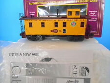 MTH PREMIER 20-91015 DMIR DULUTH MISSABE IRON RANGE  CABOOSE..MINT IN THE BOX