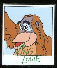 Characters & Cameras Mystery King Louie Disney Pin 99805