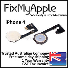 iPhone 4 4G Home Button Flex Cable Ribbon Repair Replacement New A1332 GST