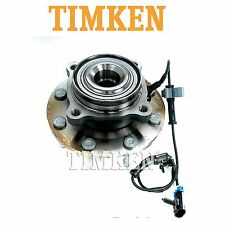 NEW Chevrolet GMC Hummer H2 Front Wheel Bearing and Hub Assembly Timken SP580312