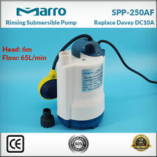 Marro Submersible Pump Seawater/Stormwater Pump SPP250AF Davey DC10A Replacement
