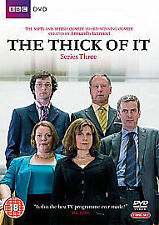 The Thick Of It - Series 3 (2 DISC BBC DVD)