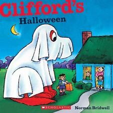 Clifford's Halloween (Clifford 8x8) by Bridwell, Norman, Good Book
