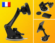 Support Galaxy S5 S6 S7 iphone 5 6 Xperia GPS magnetique parebrise Garmin Tomtom