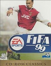 Vintage - FIFA 99 CD-ROM Classics (PC, 1999)