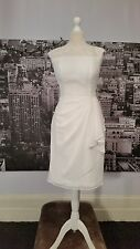 JJs House Dress  (Ivory-Size 12) Wedding, Very Special Occasion,  RRP £300+