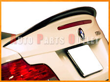 #668 Jet Black P-Type Trunk Spoiler Wing for 07-13 BMW E82 118i 128i 135i Coupe