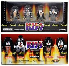 Medicom Bearbrick Kubrick Boxset Kiss 100% The Demon Star Child 4P Box set 4pcs