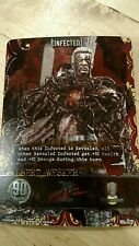 Albert Wesker (Infected) Promo Card Resident Evil Deck Building Game