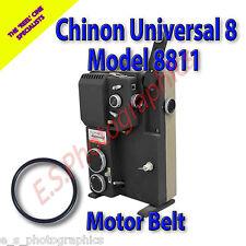 CHINON UNIVERSALE - 8 IQ modello 8811 CINE PROIETTORE Belt (motore principale Cintura)