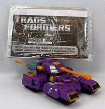 Hasbro Transformers Botcon 2013 Machine Wars Loose Strika Box Gift Set
