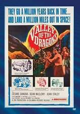 Valley of the Dragons New DVD