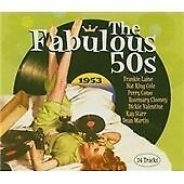 The Fabulous 50s - 1953 (1950s, Fifties), Various Artists, Very Good Condition