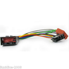 CT20LR02 Landrover Discovery Range Rover Sport ISO Stereo Adaptor Wiring Lead