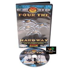 NEW ZINK CALLS COLUMBIA BASIN FOUR THE HARD WAY DUCK GOOSE HUNTING VIDEO DVD