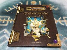 Complete Divine D&D Dungeons and Dragons 3.0/3.5 ~ D20