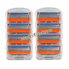 8 pieces Replacement Blades for Gillette Fusion Power/ ProGlide Shaving Razors