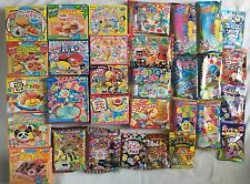 31PCS Kracie DIY making kit Happy Kitchen popin cookin Japanese candy Japan food