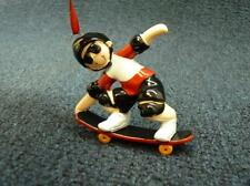 Rudolph & Me Skateboarder Christmas Ornament NEW with tag (o2340)