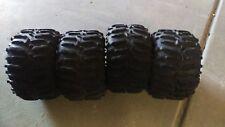 4PCS RC Car Off Road 1/8 Monster Truck Tires 14mm HEX Wheel Rim