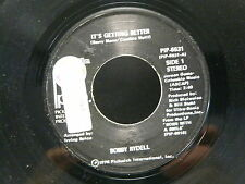 BOBBY RYDELL The single scene / It's getting better PIP6531