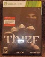 New! Thief [Limited Edition Steelbook & DLC] (Xbox 360, 2014) - Ships Worldwide!