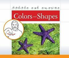 Colors and Shapes (Talking Hands)-ExLibrary