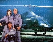 Airwolf Ernest Borgnine signed 8X10 photo picture autograph RP