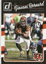 2016 Donruss #61 Giovani Bernard Cincinnati Bengals Football Card