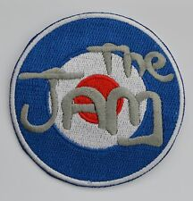 The Jam Mod Embroidered Patch