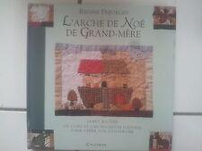 Régine DEFORGES l' arche de Noé de Grand Mère ( patchwork avec pochette d'étoffe