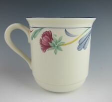 Lenox China POPPIES ON BLUE Mug(s) EXCELLENT