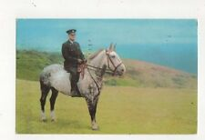 The Downs Ranger Eastbourne 1969 Postcard 437a