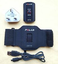 polar G5 GPS Sensor + Armband Compatible with Polar CS600X RS800CX RCX3 RCX5