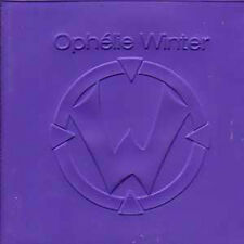 Ophelie WINTER CD single  Keep it on the red light Poster Edition limitée